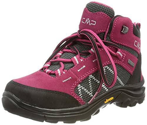 CMP Kids Shoe, Scarpe da Trekking Thiamat Mid 2.0 WP Unisex-Bambini, Sherry, 41 EU