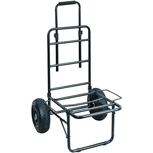 CAPTURE Trolley per pescatori Baroudeur SP2, carrello da pesca di lusso e attrezzatura da pesca.