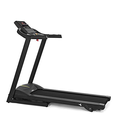 Diadora Fitness Edge 1.5 Tapis Roulant, 1.5 HP, Velocità 14 km/h