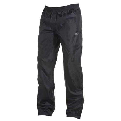 CMP 3000 3X96337, Pantaloni Impermeabili Uomo, Nero (Black), M