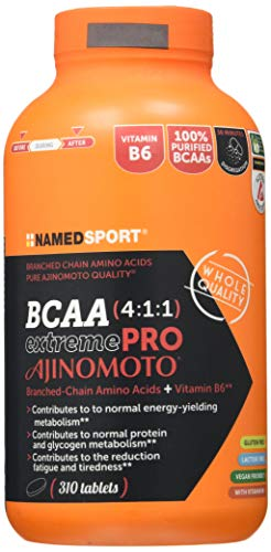 Named Sport Bcaa 4:1:1 Extreme Pro - 310Cpr - 1020 Gr