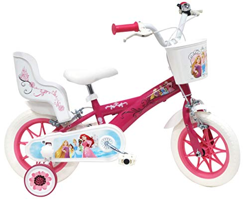 VELO Princess Disney, Bicicletta da Bambino, Multicolore, 30,5 cm (12'')