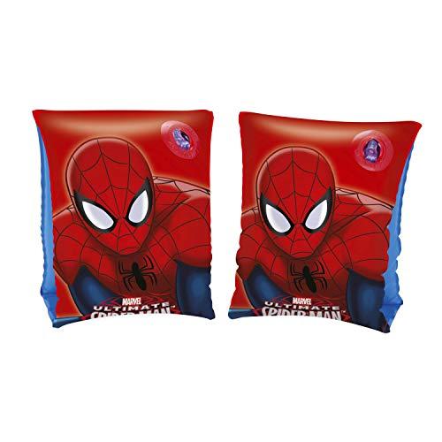 Bestway 98001 Braccioli Gonfiabili per Bambini Spider-Man