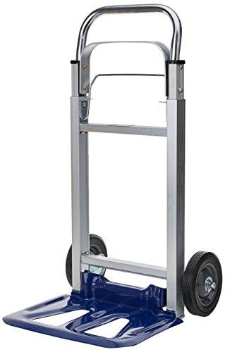 Einhell BT-HT 90 Carrello in alluminio (portata max 90 kg, peso 5,6 kg, richiudibile)