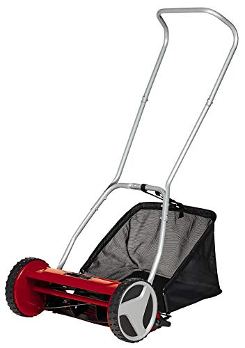 Einhell 3414129 Tosaerba Manuale a Spinta, Black/Red