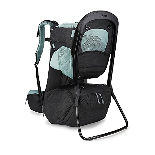 Thule Sapling Child Carrier, Zaino Porta Bambino da Ragazzi, Unisex, Nero, Uni