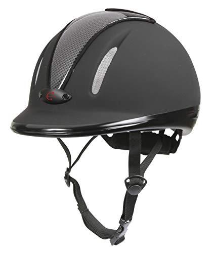Covalliero Casco carbonico casco di guida VG1 antracite