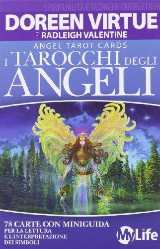 I tarocchi degli angeli. 78 Carte. Con miniguida per la lettura e l'interpretazione dei simboli