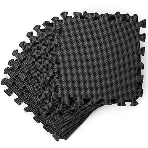 Matana 20 Tappetini Puzzle per Pavimento, 30x30cm - Morbido e Fermo Eva Schiuma