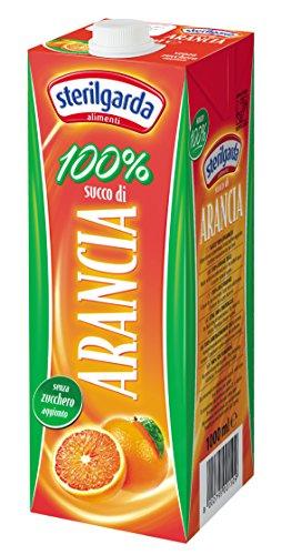 Sterilgarda Succo Arancia - Pacco da 10 x 1000 ml