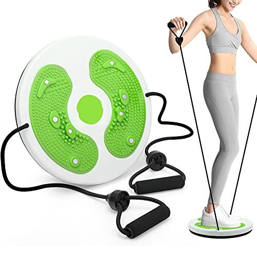 Zonpor Twist Waist Disc Board Balance Boards Vita dimagrante Fitness Multi-funzionale massaggio ai piedi magnetico Attrezzatura per il fitness domestico
