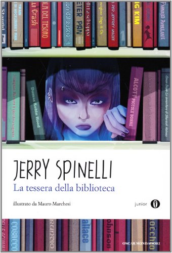 La tessera della biblioteca. Oscar Junior