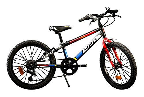 Dino Bikes, Bicicletta Mountain Bike 20� MTB per Ragazzo 420U Aurelia Bambino, 3