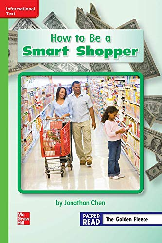 Reading Wonders Leveled Reader How to Be a Smart Shopper: Beyond Unit 6 Week 4 Grade 2