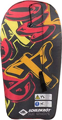 Schildkröt Funsports Bodyboard L, Copertura in Nylon e Nucleo in Spugna EPS, 93 x 46 cm, Max. Peso: 75 kg, 970215 Unisex-Adulto
