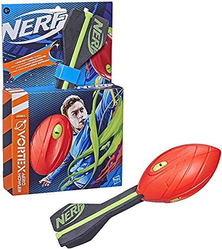 Nerf Vortex- Freccetta con Pallone da Football, Colori Assortiti