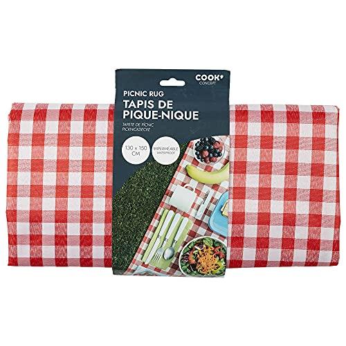 Tovaglia per picnic di famiglia | Campeggio, spiaggia e o semplicemente riunione nel giardino di casa tua per cibo e bevande | modd OC4007 (tovaglia picnic)