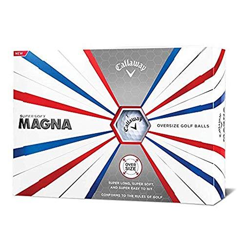 Callaway, Supersoft Magna, Palline da Golf