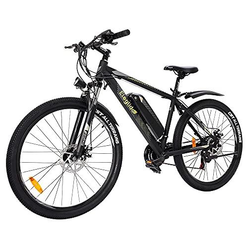 Mountain Bike Eleglide M1 PLUS, Mountain Bike Uomo 27,5', Bicicletta Elettrica Adulti, e bike city 12,5 Ah, Bici Elettrica Donna, Cambio Shimano - 21 Velocità, Bici Elettrico
