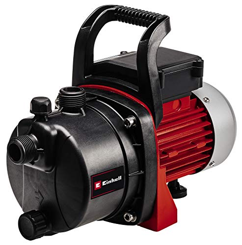 Einhell GC-GP 6538 Pompa autoadescante (650 W, portata max 3800 L/h, prevalenza 36 m, altezza aspirazione max 8m, pressione max 3.6 bar)
