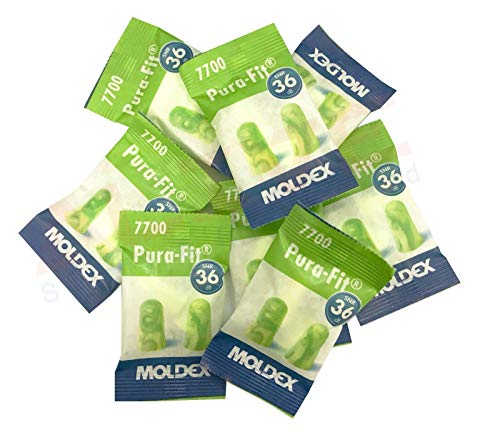 Moldex - tappi per orecchie Pura Fit 7700SNR 36 dB