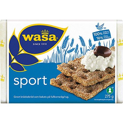 Wasa Sport pane croccante di segale 275g