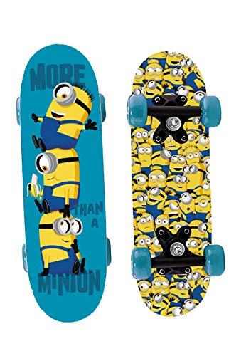 Joy Toy- Minions 2 Mini Skateboard, Colore COLORATO, 0