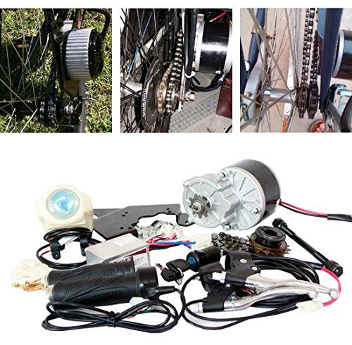 24V 250W bici elettrica KIT DI CONVERSIONE E-BIKE KIT ELETTRICO SCOOTER BICICLETTA GNG MOTORE ELETTRICO (SIDE-mounted)